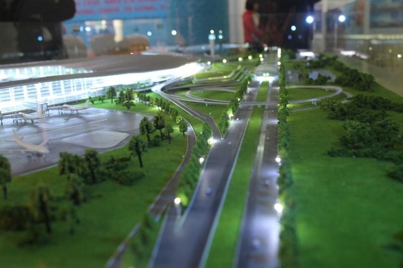 Sân bay Long Thành: 'Nhìn hình ảnh 3D thì đẹp vậy thôi' - ảnh 4