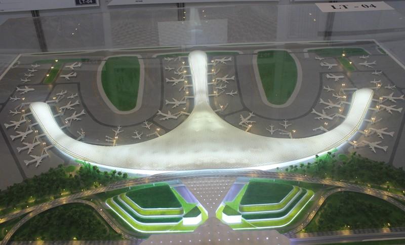 Sân bay Long Thành: 'Nhìn hình ảnh 3D thì đẹp vậy thôi' - ảnh 6