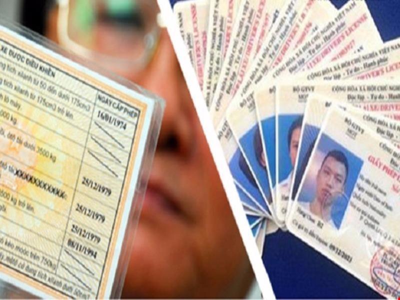 Đổi giấy phép lái xe là quyền, không phải nghĩa vụ - ảnh 1