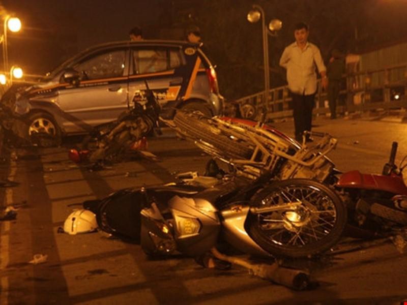 Ba ngày nghỉ, 79 người chết vì tai nạn giao thông - ảnh 1