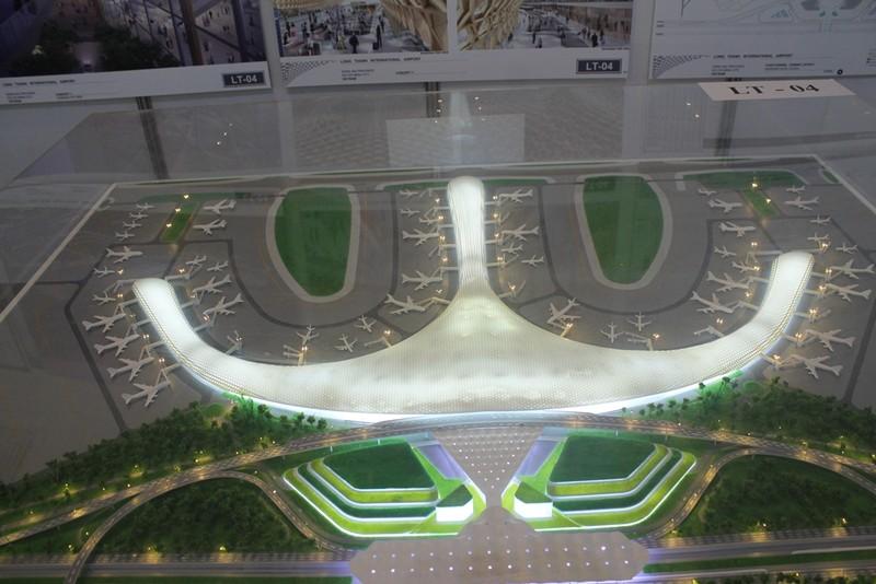 Đánh giá 3 phương án kiến trúc sân bay Long Thành - ảnh 3