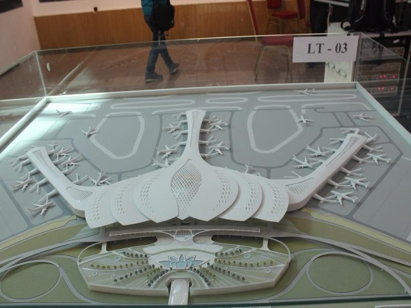 Đánh giá 3 phương án kiến trúc sân bay Long Thành - ảnh 1