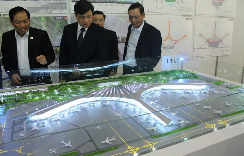 Đánh giá 3 phương án kiến trúc sân bay Long Thành - ảnh 2