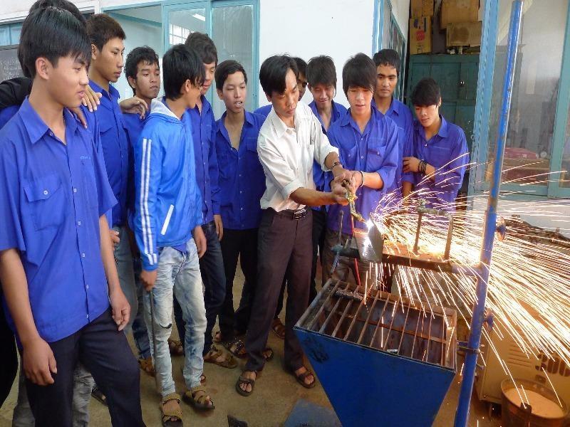 Trình độ tay nghề Việt Nam thấp hơn Thái Lan - ảnh 1