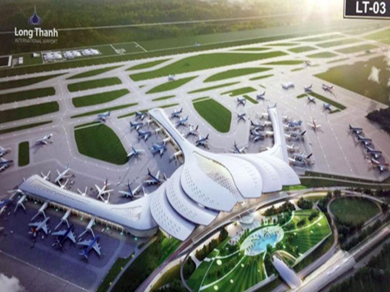 Yêu cầu 5 bộ triển khai dự án sân bay Long Thành - ảnh 1