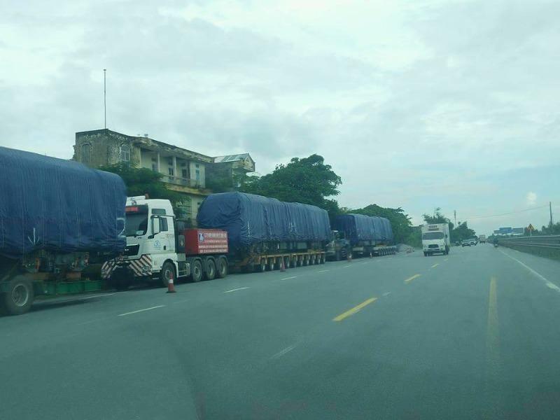 Thêm đoàn tàu Cát Linh- Hà Đông từ Trung Quốc về Hà Nội - ảnh 1