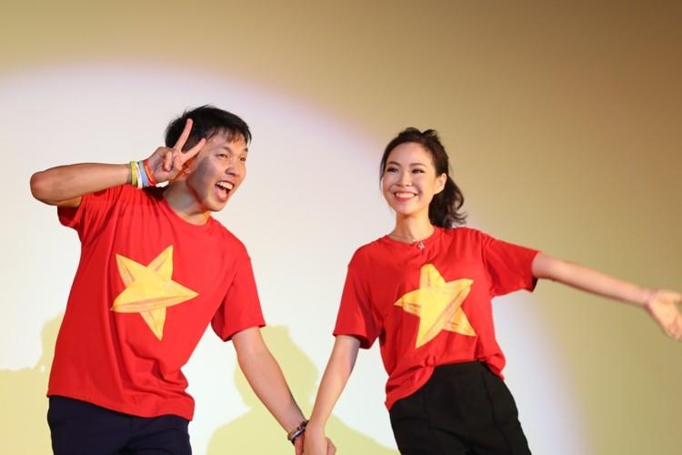 Đoàn Việt Nam mang thông điệp hòa bình lên đoàn tàu Đông Nam Á - ảnh 2