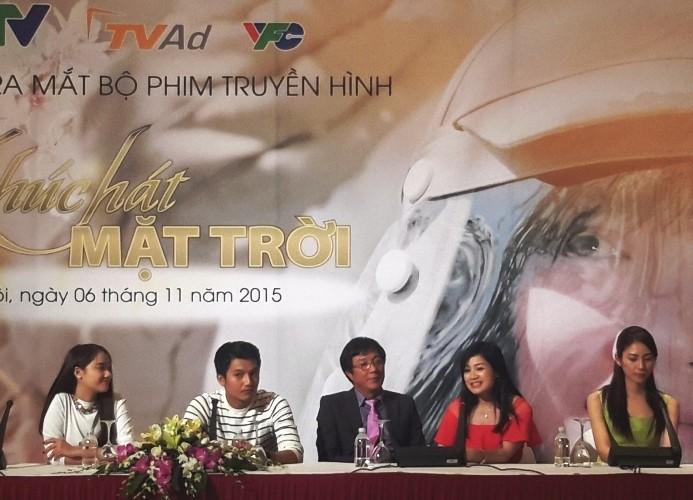 NSƯT Thu Hà gọi con, xưng mẹ khen Nhã Phương về diễn xuất  - ảnh 1