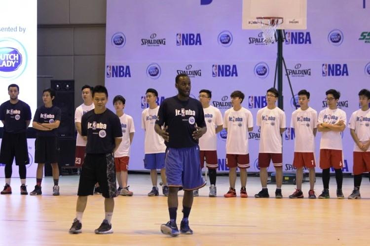 4,500 trẻ em được học bóng rổ miễn phí - ảnh 1