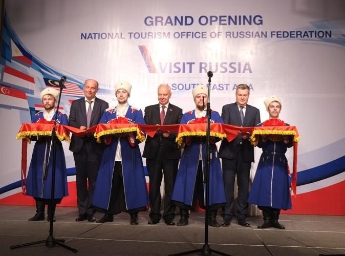 Nga mở văn phòng du lịch quốc gia Đông Nam Á tại Việt Nam - ảnh 1