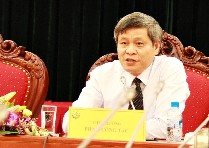Thứ trưởng Bộ KH&CN trả lời về hiện tượng cá chết   - ảnh 1