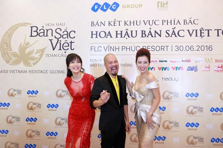hoa hậu bản sắc Việt