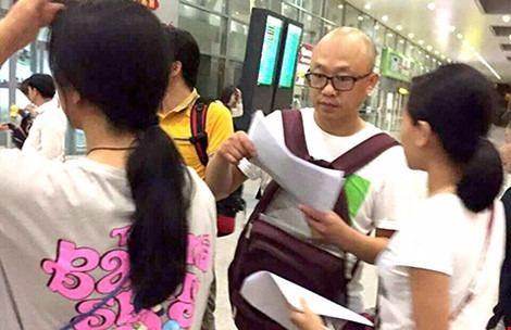 Hướng dẫn viên du lịch Trung Quốc hoạt động chui ở Đà Nẵng