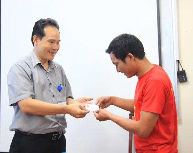 Chàng trai đi bộ xuyên Việt, hiến tạng cứu người - ảnh 1