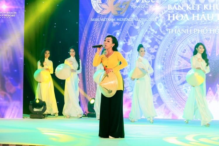 Tìm ra 15 người đẹp vào chung kết hoa hậu bản sắc Việt - ảnh 1