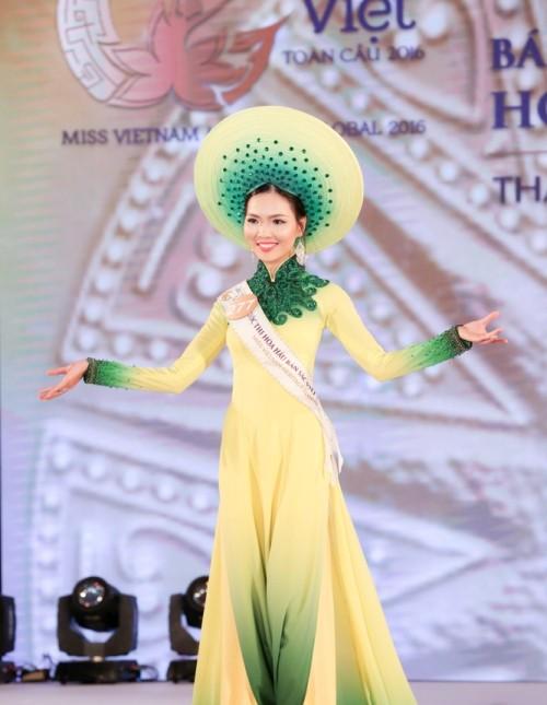 Tìm ra 15 người đẹp vào chung kết hoa hậu bản sắc Việt - ảnh 3
