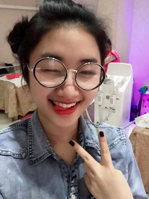 Ảnh đời thường siêu dễ thương của tân Hoa hậu Bản sắc Việt toàn cầu - ảnh 1