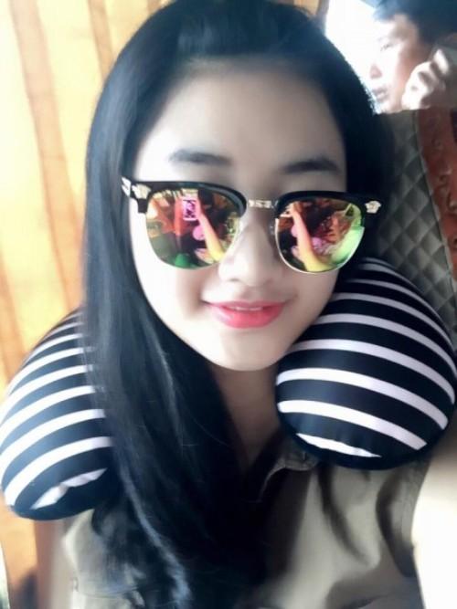 Ảnh đời thường siêu dễ thương của tân Hoa hậu Bản sắc Việt toàn cầu - ảnh 3