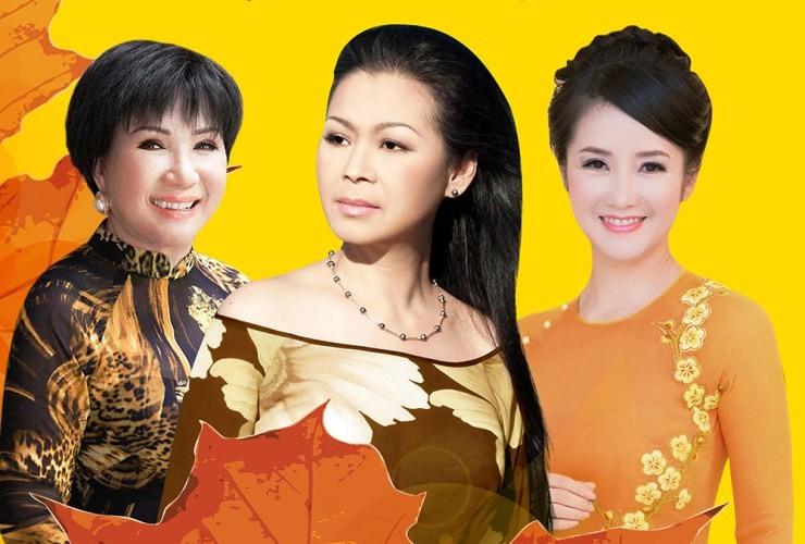 Khánh Ly, Hồng Nhung, Lệ Thu lần đầu chung sân khấu, hát nhạc Trịnh - ảnh 1