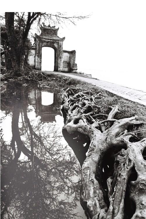 Hà Nội ảo diệu qua ống kính của tay máy gần 100 tuổi - ảnh 3