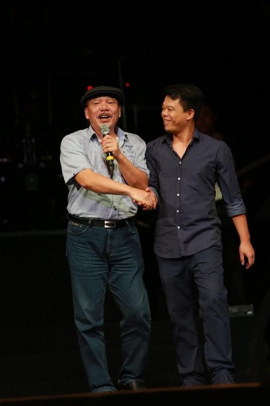 Nhạc sĩ Trần Tiến nổi gai ốc khi nghe nhạc của mình - ảnh 1