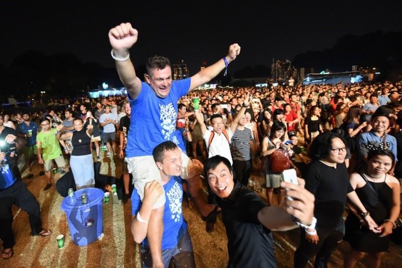 10.000 khán giả cuồng nhiệt với huyền thoại Scorpions - ảnh 3