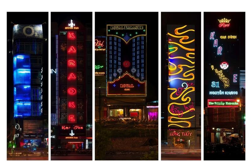 Trang trí karaoke Việt Nam từng triển lãm ở nhiều nước - ảnh 1