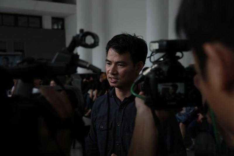 Nghệ sĩ miền Bắc nghẹn ngào tiễn 'sếp hói' Phạm Bằng - ảnh 1