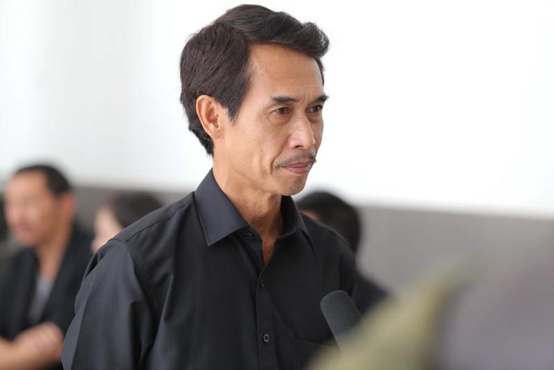 Nghệ sĩ miền Bắc nghẹn ngào tiễn 'sếp hói' Phạm Bằng - ảnh 3