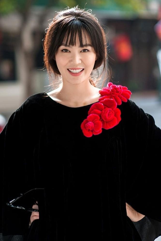 Hoa hậu Thu Thủy trở thành MC chương trình thời sự - ảnh 1
