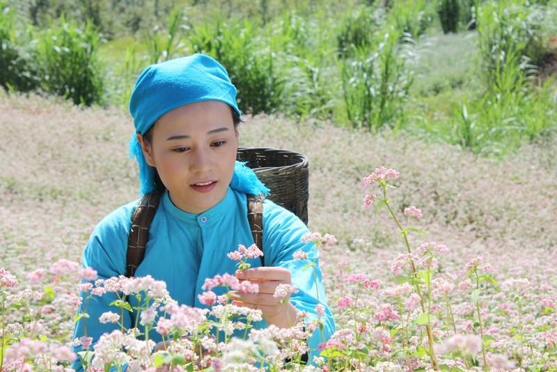 Hà Giang đẹp say lòng trong phim về tục 'cướp vợ' - ảnh 1