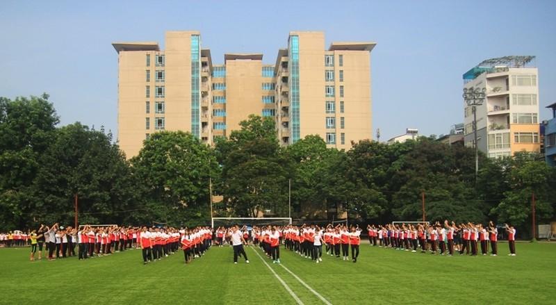 Nữ sinh Đại học Xây dựng làm lu mờ Á hậu Huyền My - ảnh 1