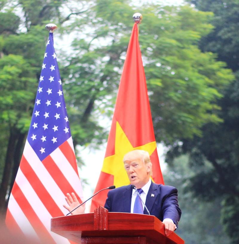 Toàn văn Tuyên bố chung Việt Nam và Hoa Kỳ  - ảnh 3