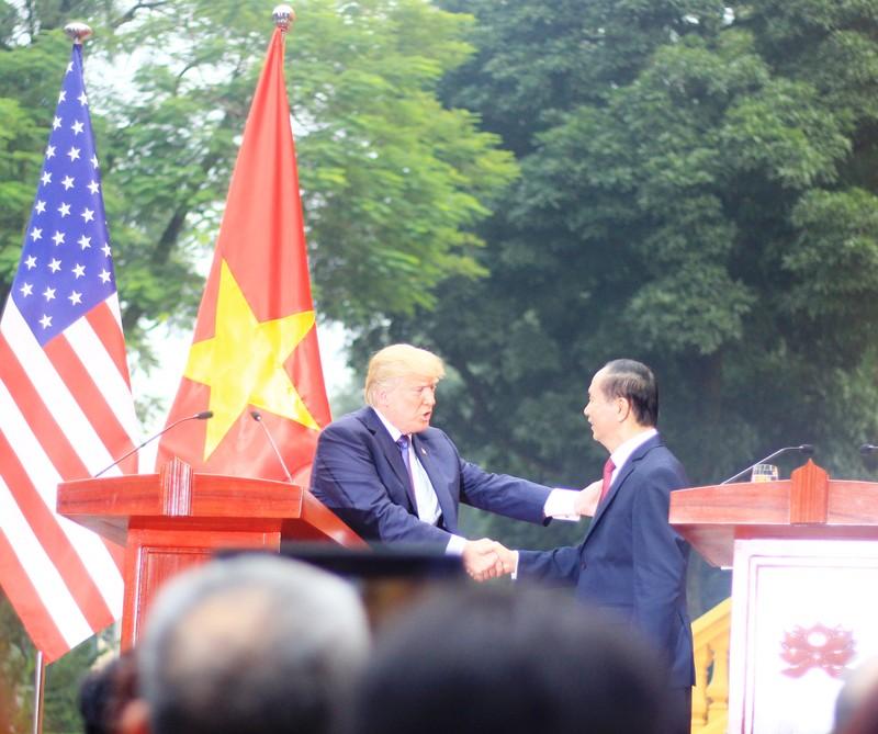 Toàn văn Tuyên bố chung Việt Nam và Hoa Kỳ  - ảnh 2