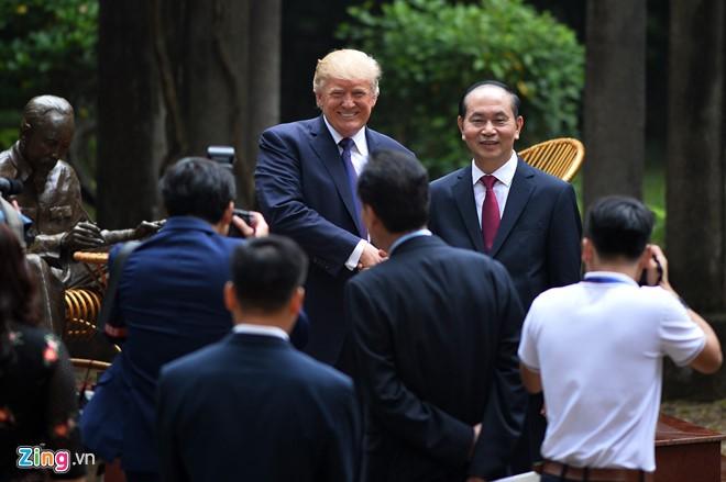 Toàn văn Tuyên bố chung Việt Nam và Hoa Kỳ  - ảnh 1