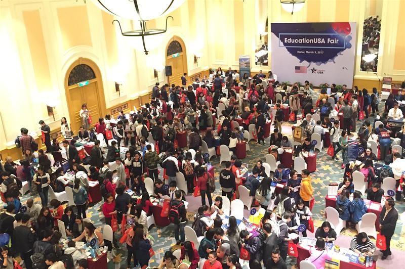 Việt Nam có hơn 22.000 du học sinh tại Mỹ - ảnh 1