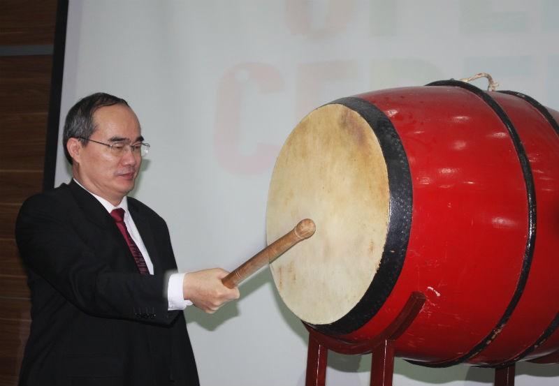 Trường ĐH Việt - Đức trở thành mô hình đại học mới - ảnh 1