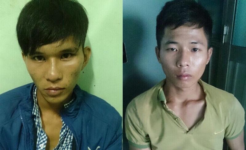 Cảnh sát nổ súng bắt giữ hai kẻ trộm táo tợn - ảnh 1