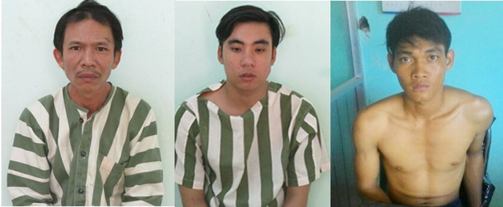 Triệt xóa băng nhóm một tháng gây ra 26 vụ cướp giật - ảnh 1