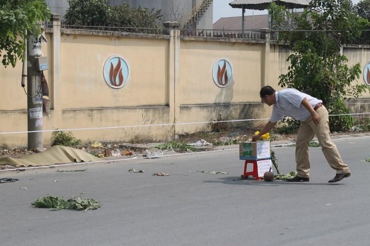 Nghi vấn người đàn ông bị xe tông chết, bỏ mặc trên đường - ảnh 2