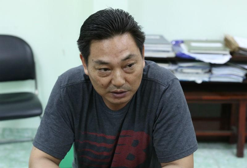 Tổng giám đốc bị nhân viên người Trung Quốc chém đã tử vong - ảnh 1