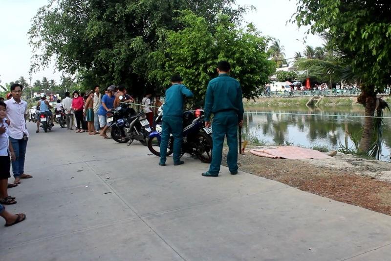 Cô gái tử vong vì nhậu xong nhảy xuống sông tắm - ảnh 1