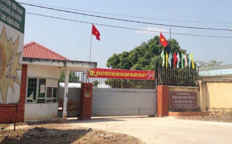 15 đối tượng trốn khỏi Cơ sở cai nghiện Đồng Nai - ảnh 1