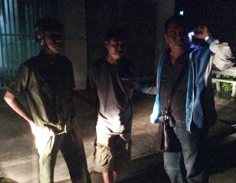 'Hiệp sĩ' truy tìm kẻ trộm điện thoại trong đêm - ảnh 1