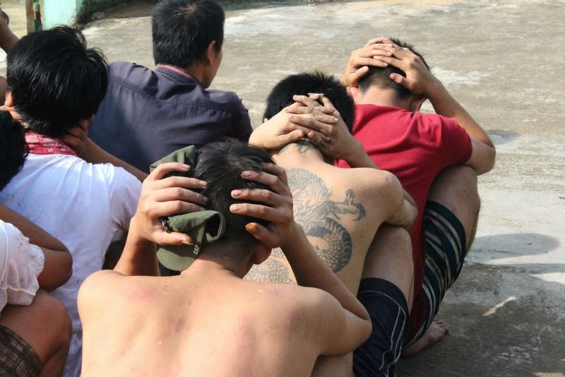 Xác định kẻ kích động gần 600 con nghiện phá trung tâm - ảnh 3