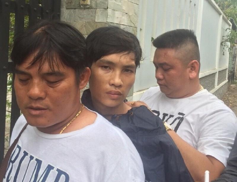 'Hiệp sĩ' gặp lại 'cố nhân' từng 4 lần bị bắt giữ - ảnh 1