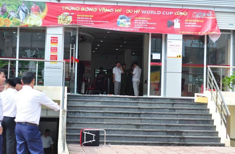 Thông tin mới nhất về vụ cướp Ngân hàng ở Đồng Nai - ảnh 1