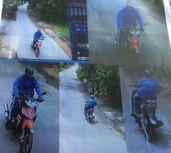 Xác định nghi can cướp ngân hàng ở Đồng Nai - ảnh 1