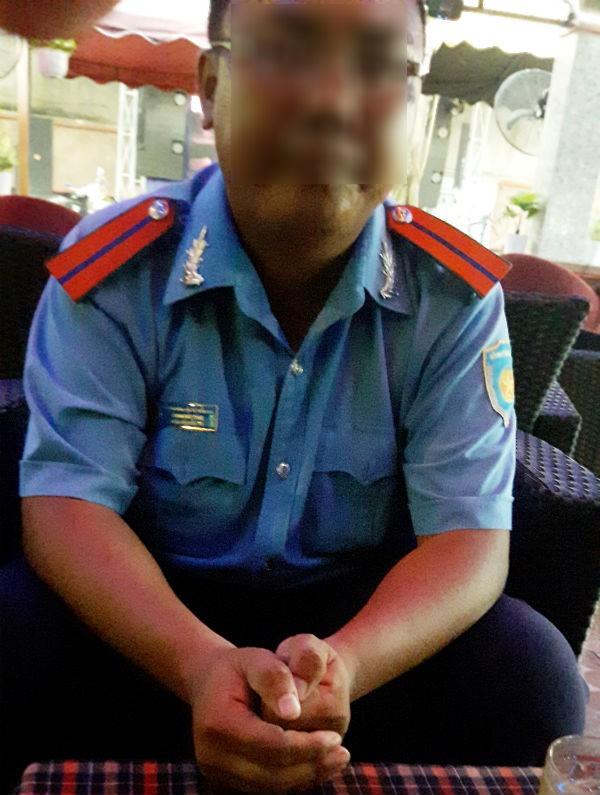 TTGT Đồng Nai lên tiếng vụ nhân viên 'làm luật' - ảnh 1