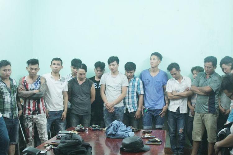 Nguyên nhân vụ hàng chục giang hồ truy sát ở Biên Hòa - ảnh 1
